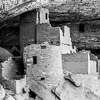Colorado Mesa Verde Ruins