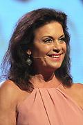 Monika Kälin anlässlich des Prix Walo 2018.