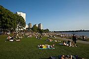 Sunset Beach, Vancouver, British Columbia, Canada