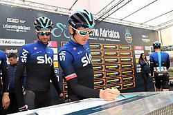 March 15, 2019 - Pomarance, Pisa, Italia - Foto Gian Mattia D'Alberto / LaPresse.15/03/2019 Pomarance (Italia) .Sport Ciclismo.Tirreno-Adriatico 2019 - edizione 54 - da Pomarance a Foligno  (226 km) .Nella foto: Thomas Geraint GBR..Photo Gian Mattia D'Alberto / LaPresse .March 15, 2018 Pomarance (Italy).Sport Cycling.Tirreno-Adriatico 2019 - edition 54 - Pomarance to Foligno (140 miglia) .In the pic:Thomas Geraint GBR (Credit Image: © Gian Mattia D'Alberto/Lapresse via ZUMA Press)