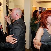 NLD/Amsterdam/20110324 - Opening Hers and His expositie van Eddy Zoey, Sander Lantinga en Marieke en Eddy