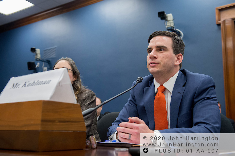 """Mr. Kevin Kuhlman, Director of Government Relations, National Federation of Independent Business testifies before the Small Business Committee of the U.S. House of Representatives titled, """"Reimagining the Health Care Marketplace for America's Small Businesses"""", Tuesday, February 7, 2017."""