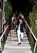 TERESA HERRERA; ROBBIE ANTONIO, Jay Jopling hosts a party at Soho House. Miami Beach. Miami art Basel. 30 November 2010. -DO NOT ARCHIVE-© Copyright Photograph by Dafydd Jones. 248 Clapham Rd. London SW9 0PZ. Tel 0207 820 0771. www.dafjones.com.