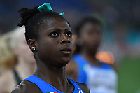 Gloria HOOPER ITA 4x100m Relay Women <br /> Roma 03-06-2016 Stadio Olimpico <br /> IAAF Diamond League Golden Gala <br /> Atletica Leggera<br /> Foto Andrea Staccioli / Insidefoto