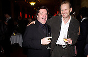 Nathan Lane and Sean Folley, First night for 'The Producers' at the Theatre Royal, Drury Lane and afterwards at the Waldorf Astoria. ONE TIME USE ONLY - DO NOT ARCHIVE  © Copyright Photograph by Dafydd Jones 66 Stockwell Park Rd. London SW9 0DA Tel 020 7733 0108 www.dafjones.com