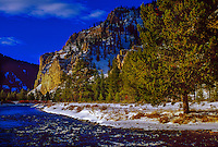 Gallatin River, Montana (near Yellowstone National Park)