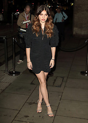 February 18, 2019 - London, United Kingdom - Thylane Blondeau at the Naked Heart Foundation's Fabulous Fund Fair at the Roundhouse, Chalk Farm (Credit Image: © Keith Mayhew/SOPA Images via ZUMA Wire)