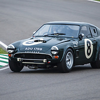 Royal Automobile Club Tourist Trophy, Official Practice, Saturday 10h55<br /> #8 - 1964 Sunbeam Lister Tiger at Goodwood SpeedWeek 16 - 18 October 2020