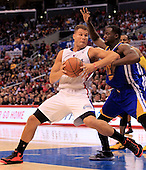 Basketball: LA Clippers vs Golden State Warriors Payoff 2014