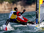SAILING<br /> <br /> TORBAY SAILING CLUB<br /> World Masters Games Auckland<br /> April 20-30 2017<br /> Photo by<br /> CMGSPORT<br /> www.cmgsport.co.nz