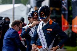 Gal Edward, Minderhoud Hans Peter, NED<br /> CHIO Rotterdam 2021<br /> © Hippo Foto - Dirk Caremans<br />  03/07/2021