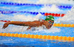 File photo dated 08-08-2016 of South Africa's Chad le Clos.