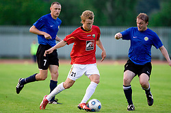 Nik Omladic of Rudar at 1st Round of Europe League football match between NK Rudar Velenje (Slovenia) and Trans Narva (Estonia), on July 9 2009, in Velenje, Slovenia. Rudar won 3:1 and qualified to 2nd Round. (Photo by Vid Ponikvar / Sportida)