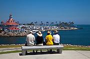Parker's Lighthouse Restaurant In Shoreline Village Long Beach