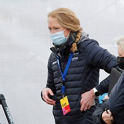 14-04-2021: Wielrennen: Brabantse Pijl women: Overijse: Geerike Schreurs: Trek-Segafredo