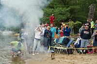 Seal Team demonstration at Wellington State Park - Newfound Lake.  Karen Bobotas for the Laconia Daily Sun