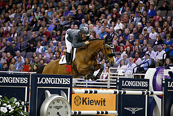 White Keean, CAN, For Freedom Z<br /> Longines FEI World Cup Jumping Final IV, Omaha 2017 <br /> © Hippo Foto - Dirk Caremans<br /> 02/04/2017