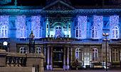 Hull - Christmas lights 2013