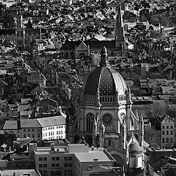 Brussels in Black & White