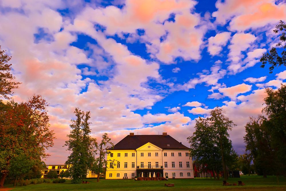 Hotel Schlossgut Gross Schwansee, on the Baltic Sea, Gross Schwansee, Mecklenburg-West Pomerania, Germany