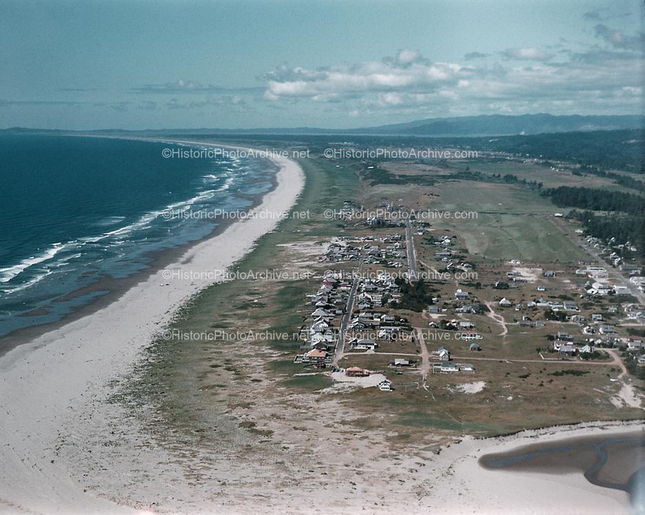 ackroyd_C00513-11. Gearhart aerial view, July 27, 1954