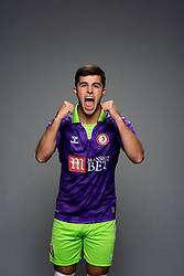 Liam Walsh of Bristol City during the 20/21 media day - Rogan/JMP - 31/08/2020 - Ashton Gate Stadium - Bristol, England.