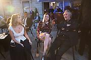 MIRANDA PORTER; CHARLIE PORTER; HENRY PORTER, Royal Academy Summer exhibition party. Piccadilly. 7 June 2016