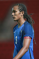 Wendie Renard (France) during the International Friendly match between England Women and France Women at the Keepmoat Stadium, Doncaster, England on 21 October 2016. Photo by Mark P Doherty.