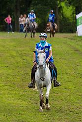 Mercedes Tapia, (ARG), Trek Rania - Endurance - Alltech FEI World Equestrian Games™ 2014 - Normandy, France.<br /> © Hippo Foto Team - Leanjo de Koster<br /> 25/06/14
