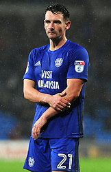 Craig Bryson of Cardiff City looks on - Mandatory by-line: Nizaam Jones/JMP- 26/12/2017 -  FOOTBALL - Cardiff City Stadium - Cardiff, Wales -  Cardiff City v Fulham - Sky Bet Championship