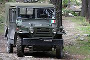 Italian military Fiat Jeep
