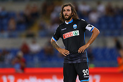 August 20, 2017 - Rome, Italy - Luca Mora of Spal during the Serie A match between SS Lazio and Spal at Olimpico Stadium on August 20, 2017 in Rome, Italy. (Credit Image: © Matteo Ciambelli/NurPhoto via ZUMA Press)