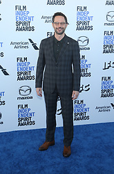 February 8, 2020, Los Angeles, California, United States: 2020 Film Independent Spirit Awards held at Santa Monica Pier..Featuring: Nick Kroll.Where: Los Angeles, California, United States.When: 08 Feb 2020.Credit: Faye's VisionCover Images (Credit Image: © Cover Images via ZUMA Press)