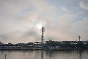 Plovdiv, Bulgaria, 10th May 2019, FISA, Rowing World Cup 1,  Boat Park area, General Views, <br /> [© Peter SPURRIER]