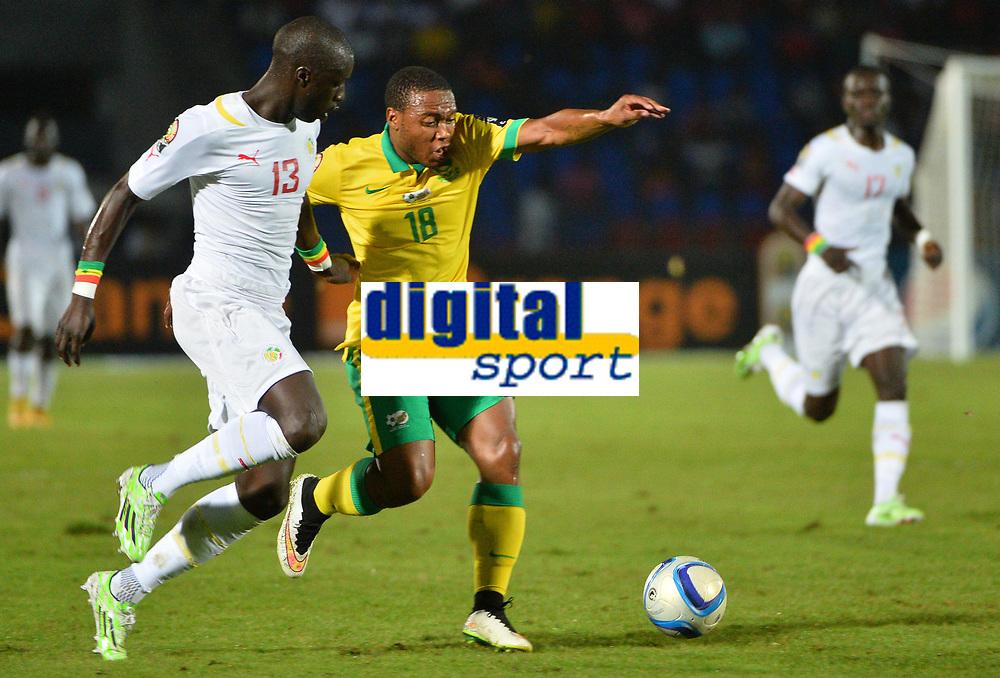 Thuso Phala (AFS) vs Cheikh Sidy Bouya Mbengue (SEN)