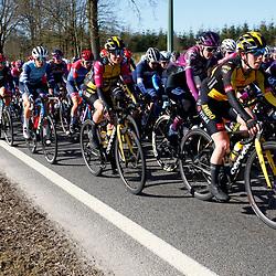 25-04-2021: Wielrennen: Luik Bastenaken Luik (Vrouwen): Luik: Marianne Vos: Anna Henderson