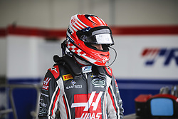 March 6, 2018 - Le Castellet, France - SANTINO FERRUCCI of the United States and Trident during the 2018 Formula 2 pre season testing at Circuit Paul Ricard in Le Castellet, France. (Credit Image: © James Gasperotti via ZUMA Wire)