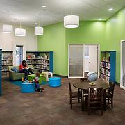 HGA- Arden Dimick Library