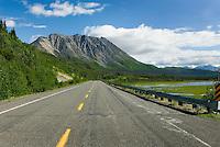 Haines Highway Kluane National Park Yukon Canada
