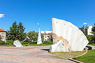 The square of Burgas opera