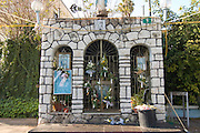 Israel, Nazareth, Chapel of our Lady