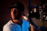 SCOTTSDALE, ARIZONA - MARCH 6: Behind the scenes of Fox Sports Arizona's media day.(Photo by Sarah Sachs/Arizona Diamondbacks)