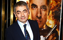 File photo dated 02/10/11 of Rowan Atkinson, who is to return as hapless secret agent Johnny English for the third spoof spy film Johnny English Strikes Again.