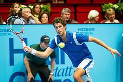 19-10-2013 TENNIS: ATP ERSTE BANK OPEN: WENEN<br /> Robin Haase (NED)<br /> ***NETHERLANDS ONLY***<br /> ©2013-FotoHoogendoorn.nl