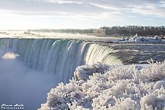 Niagara Falls Winter 2016