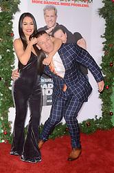"""Daddy's Home 2"" Los Angeles Premiere, Village Theater. 05 Nov 2017 Pictured: John Cena, Nikki Bella. Photo credit: David Edwards / MEGA TheMegaAgency.com +1 888 505 6342"