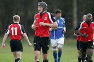 Canada U17 v Italy A U17 match at the RFU Wellington International rugby festival 2010. Wellington college, England. <br /> These pictures are available to purchase here as personal use downloads. Click on image required, add to cart  proceed to checkout to make payment by paypal. your image purchase will then be prepared ready for you to download. Download image to your computer and get your own print made from the file. Photo (at your expense) may be printed at any good photo lab outlet/supermarket.. PLEASE NOTE THAT PHOTO'S ARE FOR YOUR PERSONAL USE ONLY. Pictures are copyright of Andrew Orchard. no reproduction or commercial use allowed without prior agreement and payment of additional fee...if you intend to display any photo on a social network site, eg a facebook page then please purchase your photo using the download option. Strictly no unpaid use allowed...if you require any further info then please contact  aosportsphoto@yahoo.co.uk..Thank you