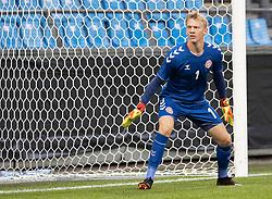 under U21 EM2021 Kvalifikationskampen mellem Danmark og Ukraine den 4. september 2020 på Aalborg Stadion (Foto: Claus Birch).