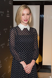 Carey Mulligan attends the Kering Women In Motion event at Majestic Hotel during the 71st annual Cannes Film Festival on May 10, 2018 in Cannes, France. Photo by Nasser Berzane/ABACAPRESS.COM