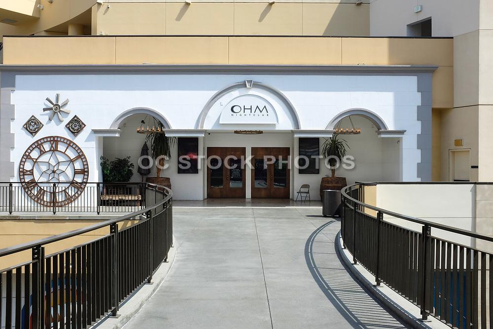 OHM Nightclub On Hollywood Blvd